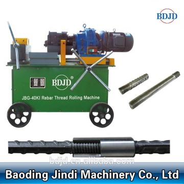 Thread Rolling Machine / Steel Rebar Screw Making Machine