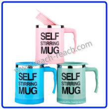 Self Stirring Mug, Electric Coffee Mug (R-E024)