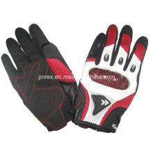 Short Cycling Motorcycle Motorbike Full Finger Gel Padding Glove