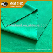 Chinese knit factory 100 polyester printed fleece fabric