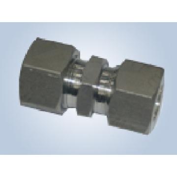 Conexiones de tubo de mordida tipo rosca métrica Reemplace las conexiones de Parker y las conexiones de Eaton (accesorios rectos)