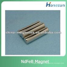 Спеченные Неодимовый магнит постоянный бар N35 D6X10