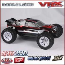 VRX гонки 1:10 грузовиков rc нитро, нитро питание модель rc автомобиль с двумя скорость