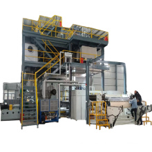 New Technology Non-woven Fabric Making Machine