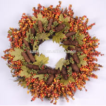 Promotional Pip Harvest Artificial Berry Wreath