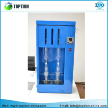 The high quality glass soxhlet extractor