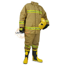 Fire Fighting Suit with ISO standard Aramid