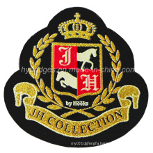 Woven Patch Badge Embroidery Brand Logo Badge (GZHY-PATCH-007)