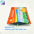 Custom printed Aluminum foil sauce packaging plastic bag
