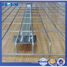 Wire decking for medium duty longspan shelving