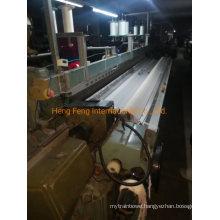 Somet Sm93 Rapier Loom Year 1992 320cm Staubli 2212 Dobby Weaving Silk in Factory