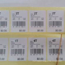 Die Cut Custom Logo Printing Stickers/Wall Sticker/Paper Sticker