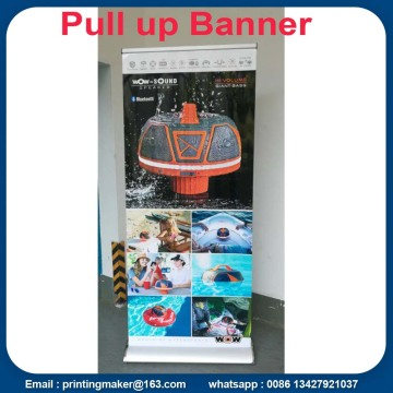 85x200 cm Aluminium Roll Up Banner
