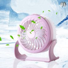 Stand Fan Rechargeable USB Portable Desk Mini Fan