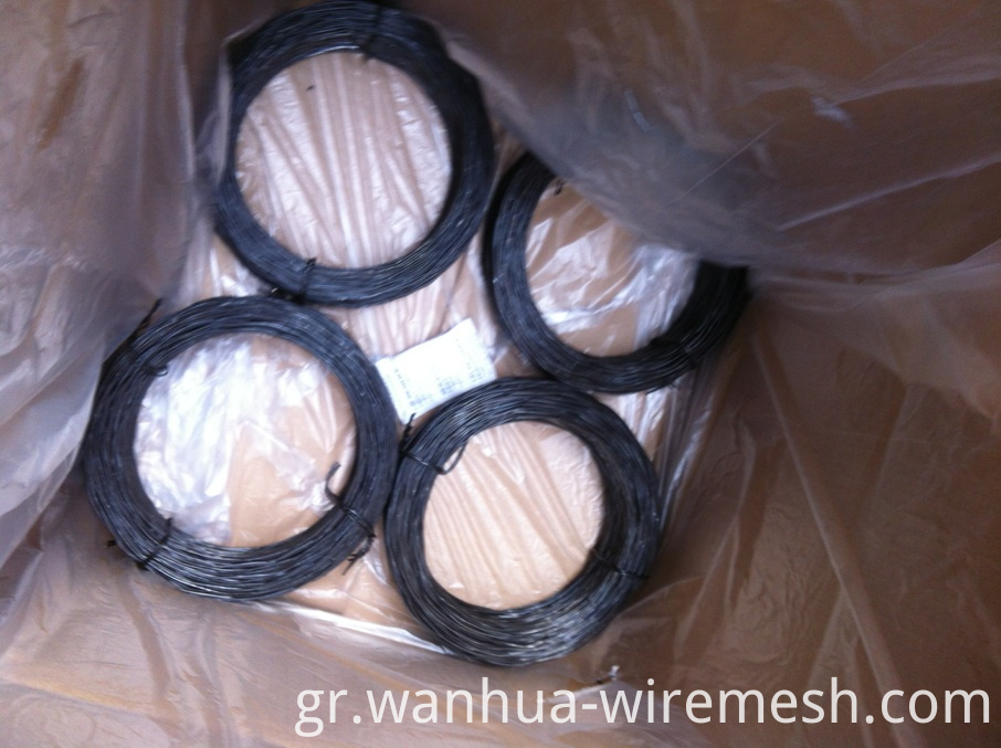 2.0MM diameter round shape Small coil tie wire (2)
