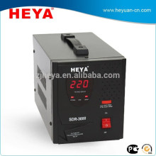 3KVA single phase Relay Voltage guard with input voltage 80v-260v