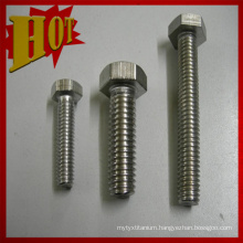 Gr 5 Titanium Alloy Bolts Made in China