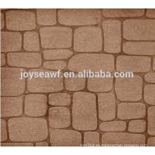 Panel de pared de madera maciza de mármol artificial de bajo precio