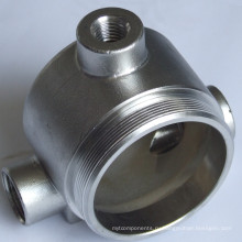 Индивидуальное литье под давлением Ss304 с обработкой