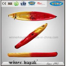 Doble Sit en Top Touring Kayak para alquilar (Balawika)