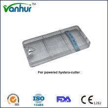 Basic Medical Equipment Sterilization Mesh Case for Powered Hystera-Cutter