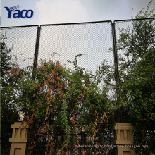 1.2m, 1.5m 1.8m 2m PVC galvanisé enduit maillon de la chaîne de la chaîne utilisé porte de maillon de la chaîne portes à vendre