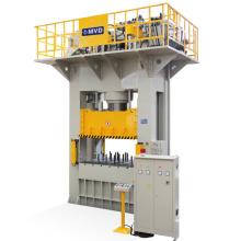 2000 Tonnen H Rahmen Hydraulische Presse Maschine mit PLC Touch Screen 2000t SMC H Typ Hydraulische Presse