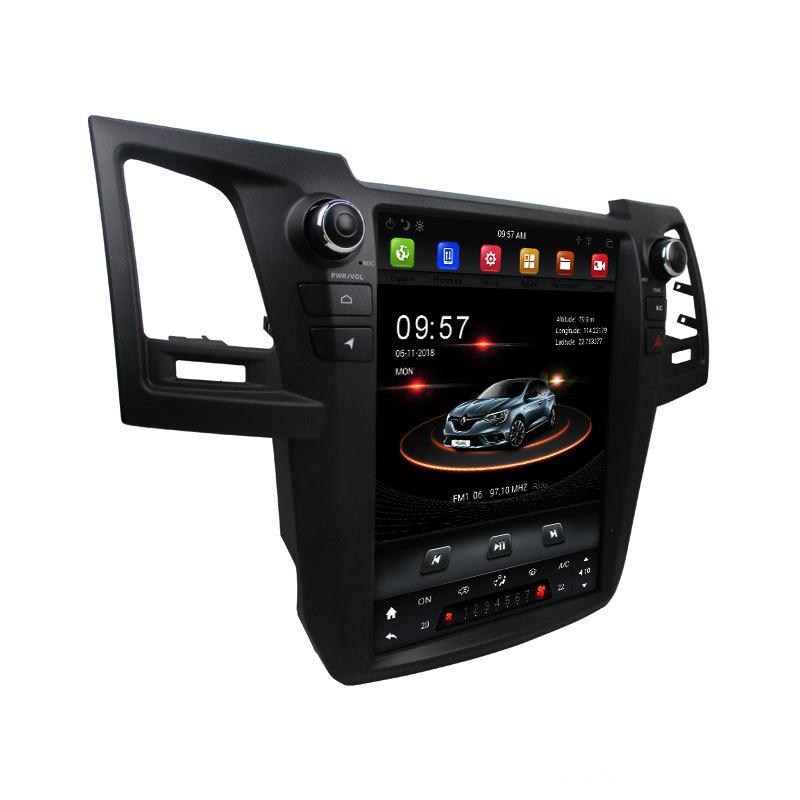 New navigation Fortuner 2015