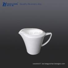 Logo Kundenspezifisches bedruckbares keramisches Milchglas, Milchglas für Nachmittagstee