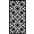 Metal Decorative Laser Cut Panels