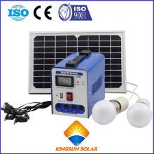 50W DC Home Portable Solar Power System