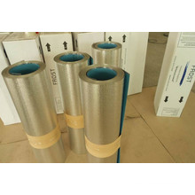 Insulation Aluminum Jacketing with Poly Craftpaper or Polysurlyn (in refineries, pipes, etc)