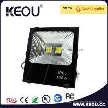 Projector do diodo emissor de luz da ESPIGA da fábrica 10W 30W 50W 100W IP66 de Guangzhou
