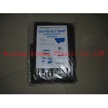 Estera de hierba tejida PP con alta calidad