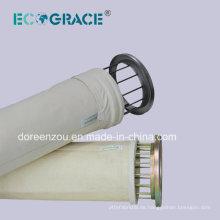 Hochtemperaturbeständiger Staubfilter Nomex Filtertasche