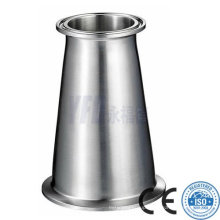 3A Sanitary Pipe Fittings Stainless Steel Concentric Reducer
