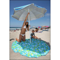 2015 Popular Good Quality Round Beach Towel