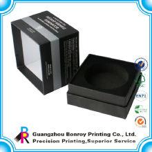 Custom Leather Paper EVA Watch Packaging Box Printing