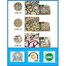 Tausend Designs Lager 100% Baumwolle bedruckt Canvas Stoff Gewicht 165GSM Breite 150cm