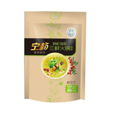 wolfberry nährende SanXian Hot Pot Seasoning