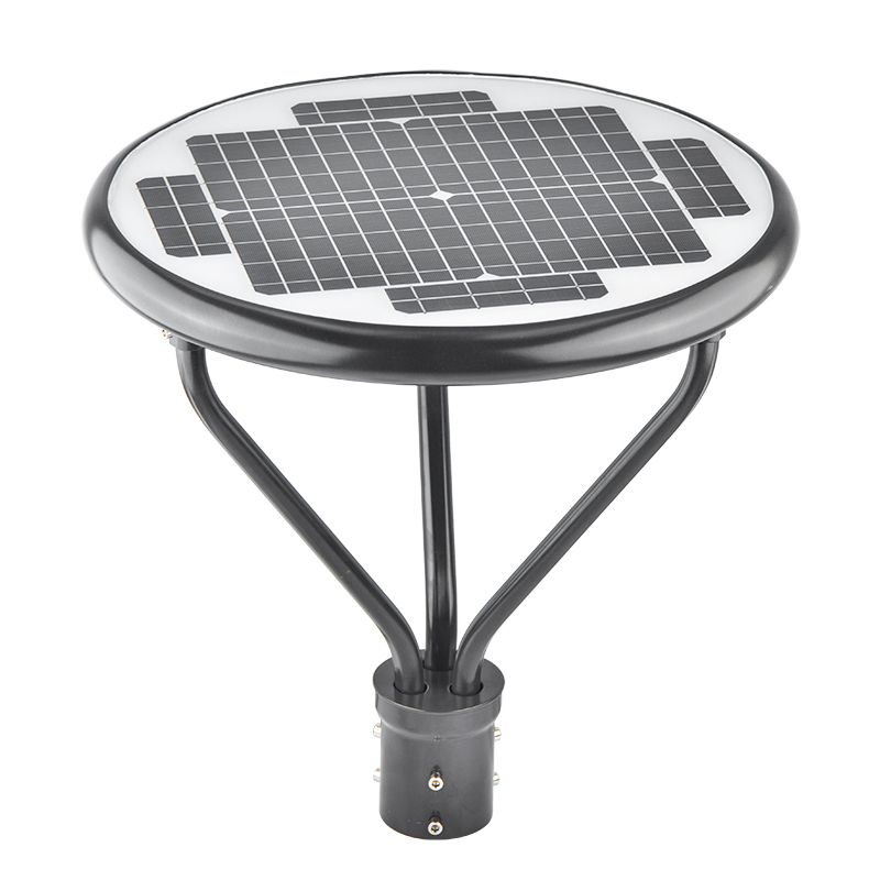 20w solarbetriebenes Disc Top Light