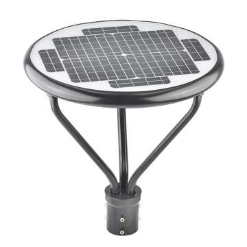20w Solar Post Top Alles in één