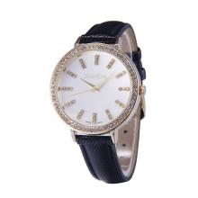 Simple Alloy Wrist Watch for Women
