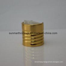 Plastic or Aluminum Screw Disc Top Cap