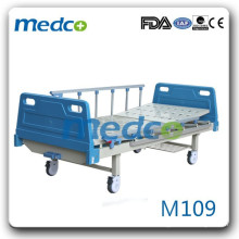 Hospital room one crank bed M104