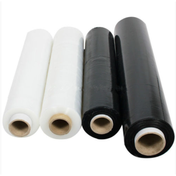 Black PE opaque pallet wrap film