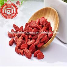 Нинся прямых сертифицированных поставок органических сушеные ягоды годжи хорошего качества gouqi