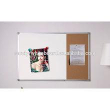 Wood composite board cork board creative storyboard message board hanging display board pushpin board 60 * 90 cm