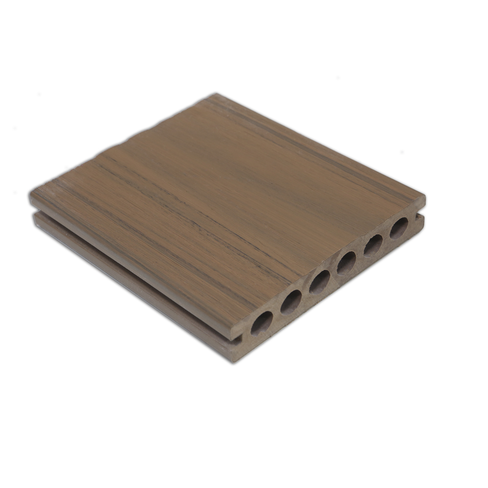 Anti-Slip WPC Decking