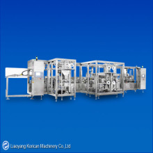 (KWQ) Non-PVC пленка Мягкая сумка Infusion Filling and Sealing Machine / (KWQ) Non-PVC Soft Bag IV Solution Production Line